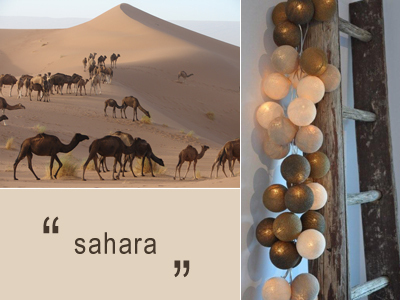 Happy Lights Sahara 35 palloa
